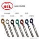 HEL Rear Brake Line - Yamaha R1 (12-14)